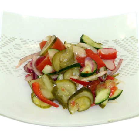Grillsalat