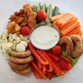 Köögiviljavalik kanaga 750g
