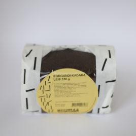 Porgandi-kadaka leib 350g