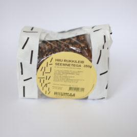 Hiiu rukkileib 350 g seemnetega