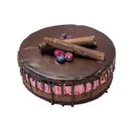 Šokolaadi – Jõhvikatort